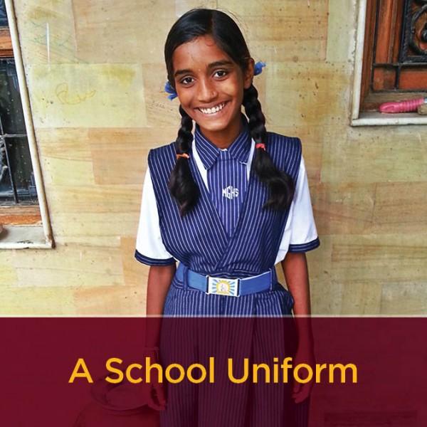 buy a school uniform